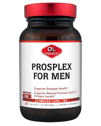 PROSPLEX FOR MEN – Viên Uống Hỗ Trợ Tiền Liệt Tuyến