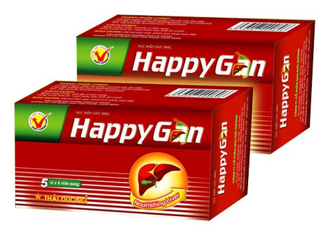 HAPPY GAN – HỖ TRỢ BỆNH GAN