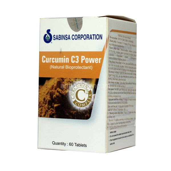 CURCUMIN C3 POWER