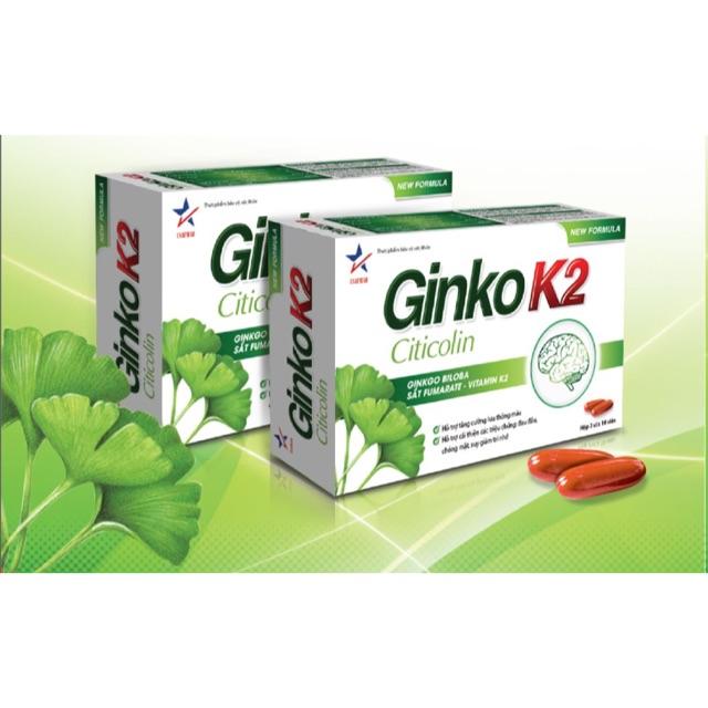 Ginko K2 Citicolin