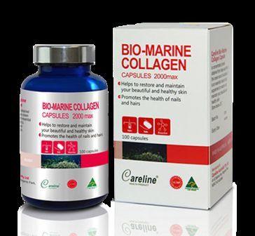Bio Marine Collagen – Ngăn ngừa lão hóa, giảm nếp nhăn da